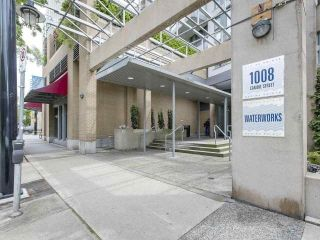 "Photo 17: 908 1008 CAMBIE Street in Vancouver: Yaletown Condo for sale in ""Waterworks"" (Vancouver West)  : MLS®# R2348367"