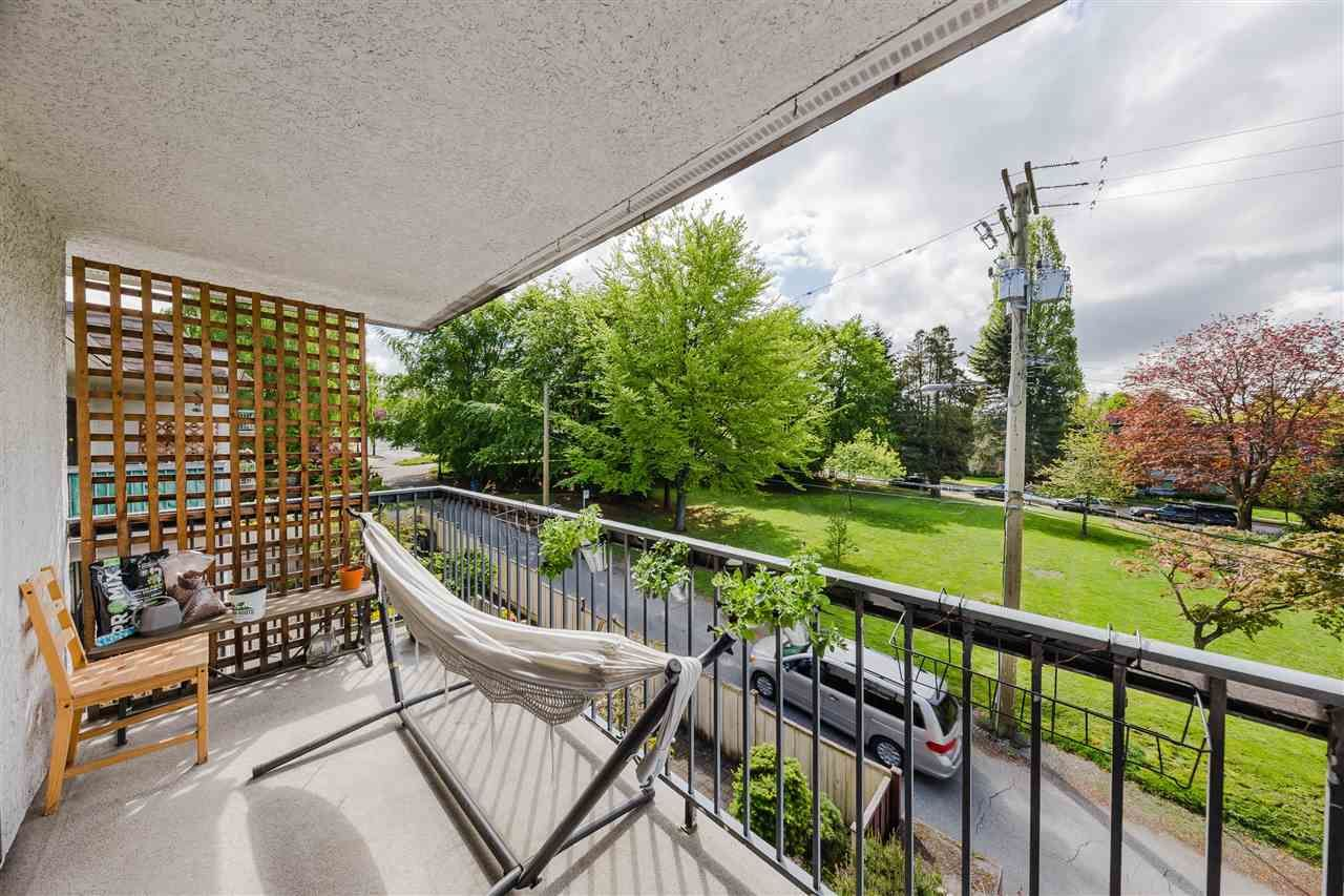 """Main Photo: 307 2320 TRINITY Street in Vancouver: Hastings Condo for sale in """"Trinity Manor"""" (Vancouver East)  : MLS®# R2576789"""