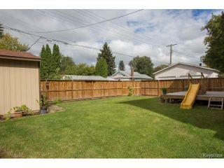Photo 19: 37 Hull Avenue in Winnipeg: St Vital Residential for sale (2D)  : MLS®# 1708503