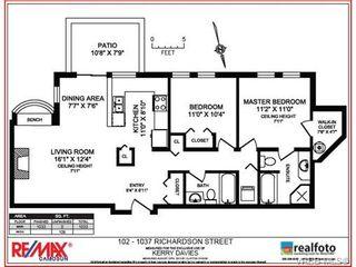 Photo 2: 102 1037 Richardson St in VICTORIA: Vi Fairfield West Condo for sale (Victoria)  : MLS®# 650548