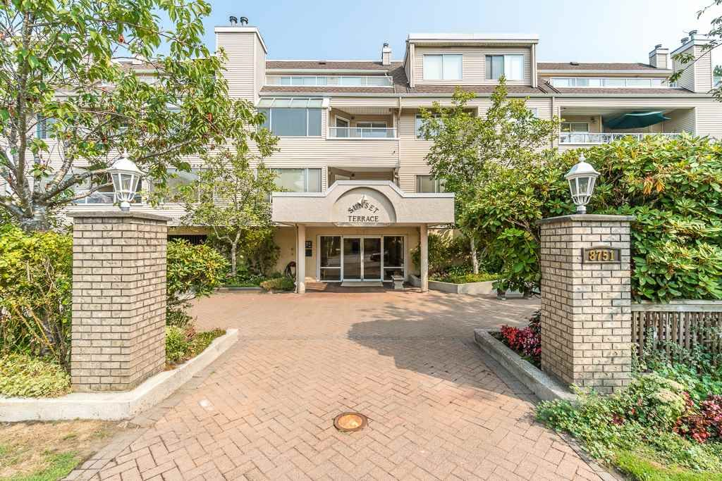 Main Photo: 205 8751 GENERAL CURRIE Road in Richmond: Brighouse South Condo for sale : MLS®# R2195953