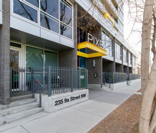Main Photo: 407 235 9A Street NW in Calgary: Sunnyside Apartment for sale : MLS®# A1079689
