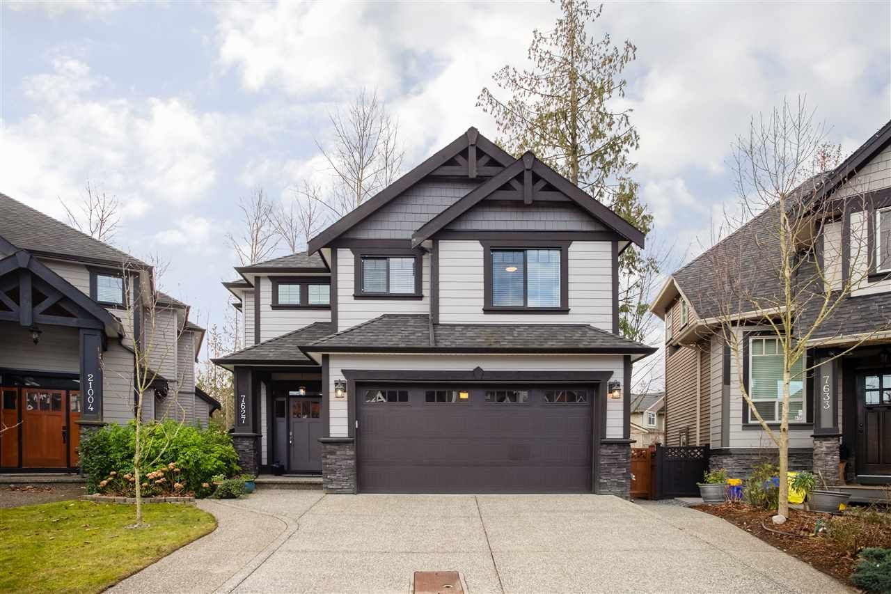 Main Photo: 7627 210 Street in Langley: Willoughby Heights House for sale : MLS®# R2338395