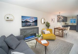 Photo 3: 2496 ST. CATHERINES STREET in Vancouver: Mount Pleasant VE Townhouse for sale (Vancouver East)  : MLS®# R2452181