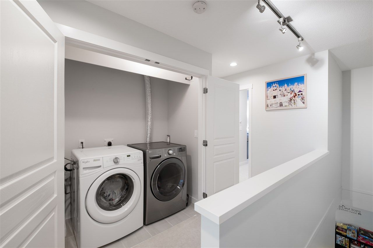 """Photo 15: Photos: 17 10388 NO. 2 Road in Richmond: Woodwards Townhouse for sale in """"KINGSLEY ESTATE"""" : MLS®# R2529818"""