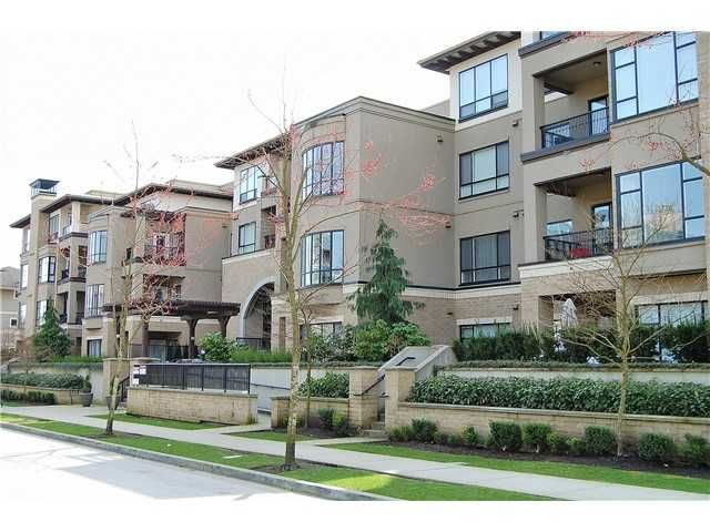 "Main Photo: # 213 2478 WELCHER AV in Port Coquitlam: Central Pt Coquitlam Condo for sale in ""The Harmony"" : MLS®# V1040135"