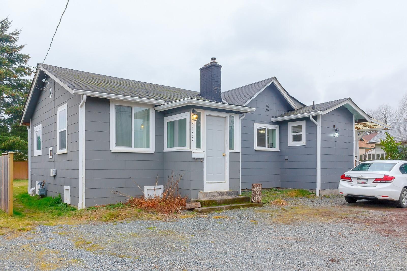 Main Photo: 3166 Sherman Rd in : Du West Duncan House for sale (Duncan)  : MLS®# 863469