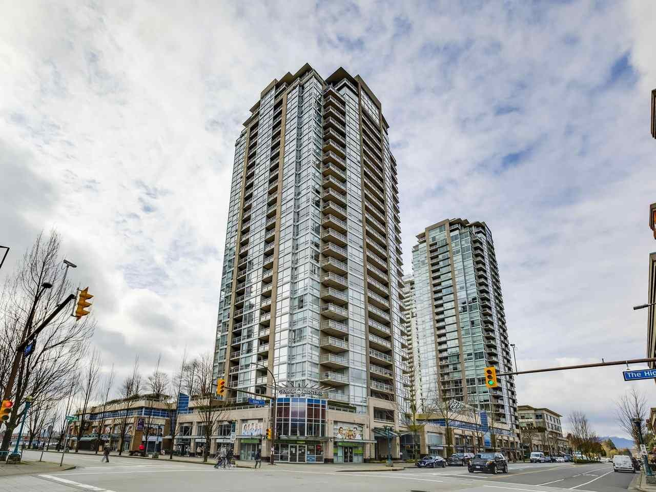 """Main Photo: 1801 2978 GLEN Drive in Coquitlam: North Coquitlam Condo for sale in """"GRAND CENTRAL ONE"""" : MLS®# R2553791"""
