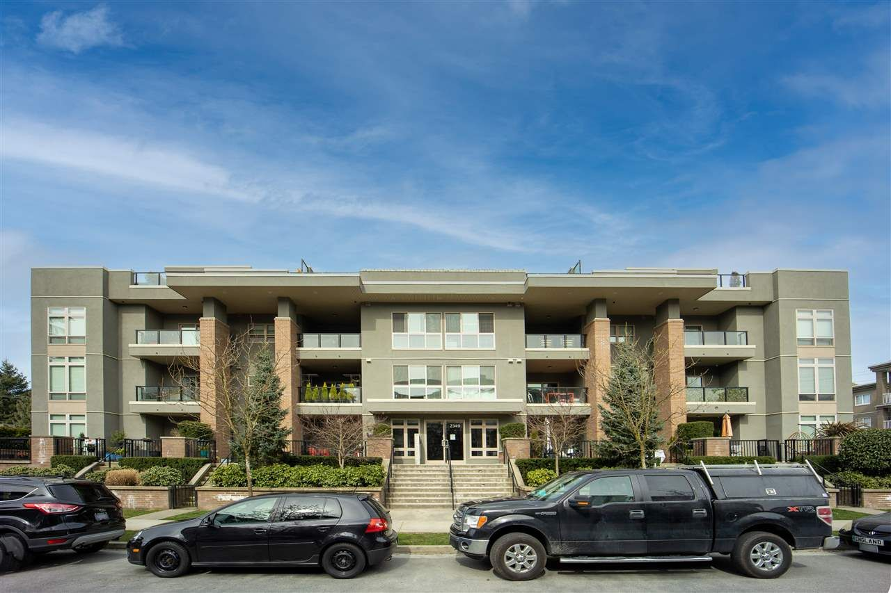 "Main Photo: 306 2349 WELCHER Avenue in Port Coquitlam: Central Pt Coquitlam Condo for sale in ""Altura"" : MLS®# R2562189"