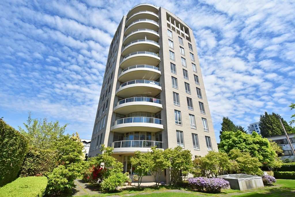 Main Photo: 202 5850 BALSAM STREET in Vancouver: Kerrisdale Condo for sale (Vancouver West)  : MLS®# R2265512