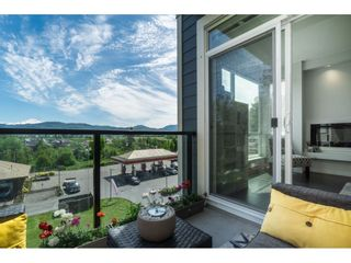 """Photo 18: 205 2242 WHATCOM Road in Abbotsford: Abbotsford East Condo for sale in """"WATERLEAF"""" : MLS®# R2455089"""
