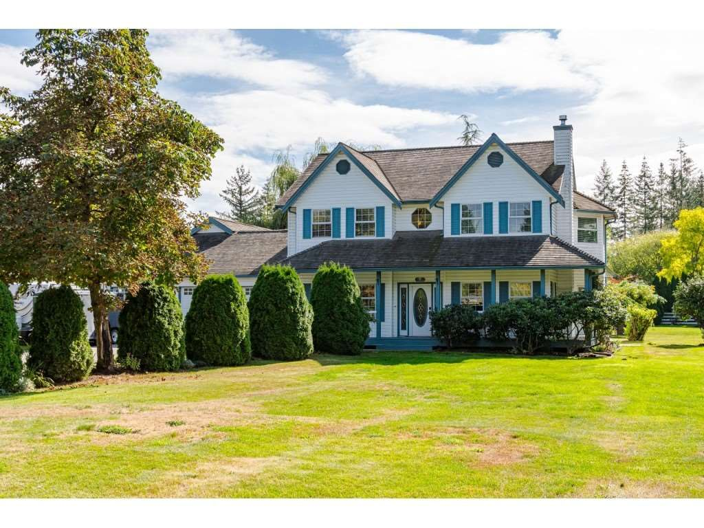 """Main Photo: 25120 57 Avenue in Langley: Salmon River House for sale in """"Strawberry Hills"""" : MLS®# R2500830"""