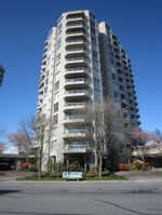 Property Photo: 1607 1135 QUAYSIDE DR in New Westminster