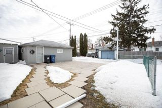 Photo 34: 950 Polson Avenue in Winnipeg: North End Residential for sale (4C)  : MLS®# 202104739
