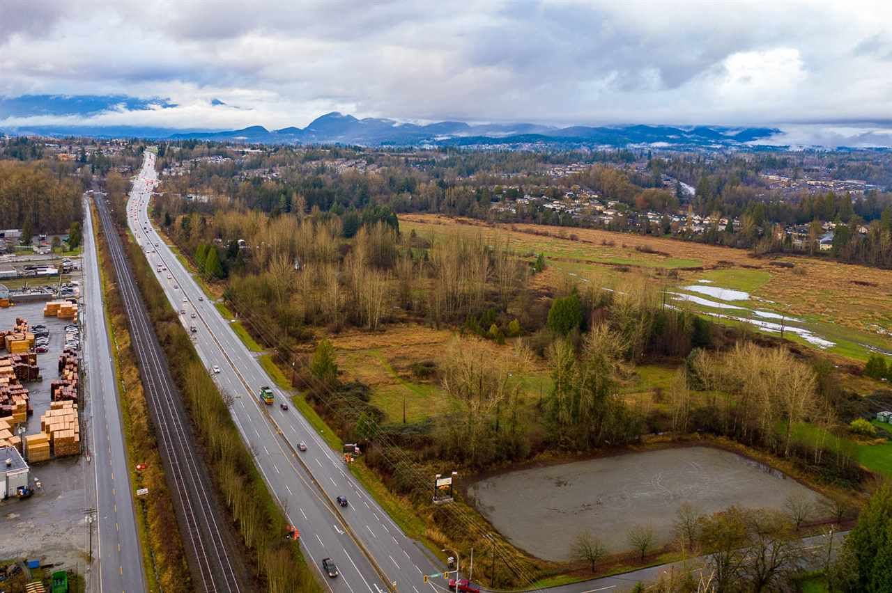 Main Photo: 23403 LOUGHEED Highway in Maple Ridge: Albion Land Commercial for sale : MLS®# C8035534
