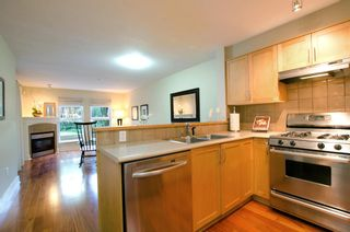 Photo 8: 104 1868 WEST 5TH AVENUE in GREENWICH: Home for sale