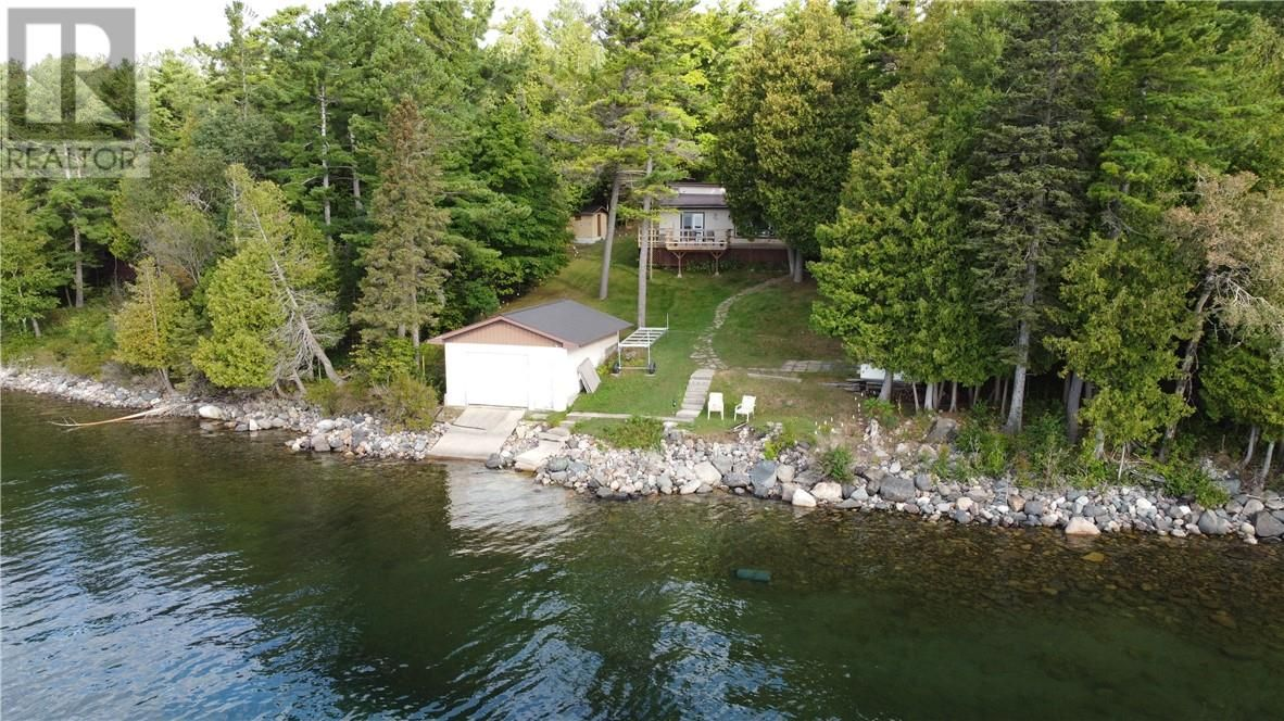 Main Photo: 1008 Old Village Road in Birch Island: Recreational for sale : MLS®# 2098290