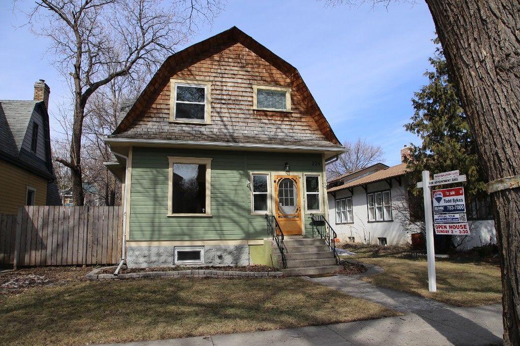 Photo 60: Photos: 224 Lipton Street in winnipeg: Wolseley Single Family Detached for sale (West Winnipeg)  : MLS®# 1407760