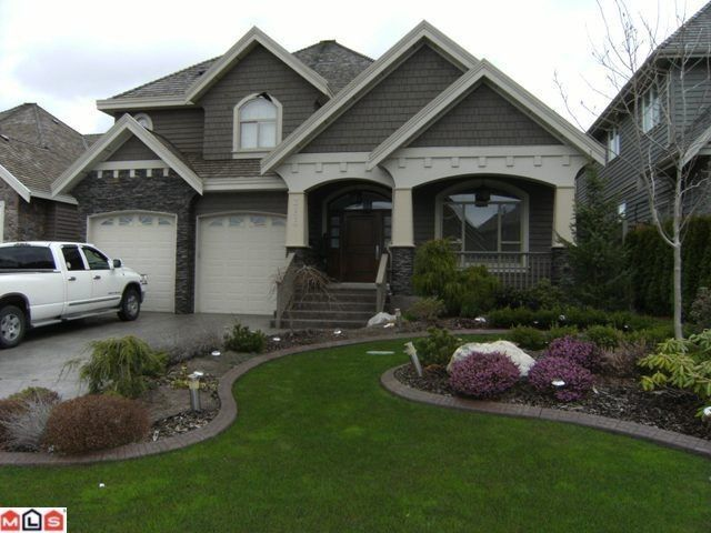"""Main Photo: 3118 162ND ST in Surrey: Grandview Surrey House for sale in """"MORGAN ACRES"""" (South Surrey White Rock)  : MLS®# F1108748"""