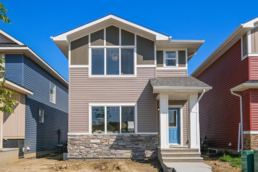 Main Photo: 344 Bayview Street SW: Airdrie Detached for sale : MLS®# A1128963