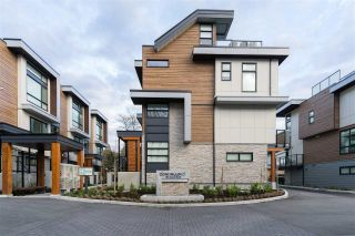 """Photo 3: 16 856 ORWELL Street in North Vancouver: Lynnmour Townhouse for sale in """"CONTINUUM at Nature's Edge"""" : MLS®# R2531960"""