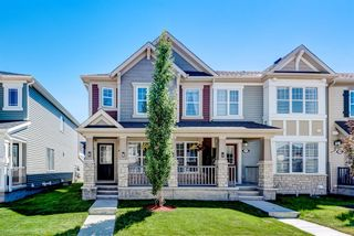 Photo 3: 271 Windford Crescent SW: Airdrie Row/Townhouse for sale : MLS®# A1121415