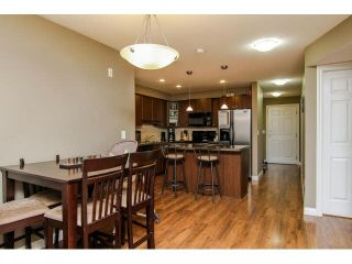 """Photo 10: 207 5488 198TH Street in Langley: Langley City Condo for sale in """"BROOKLYN WYND"""" : MLS®# F1436607"""