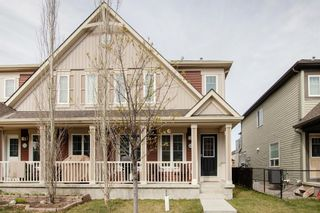 Photo 33: 3129 Windsong Boulevard SW: Airdrie Semi Detached for sale : MLS®# A1104834