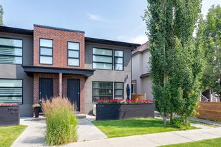 Photo 1: 2 3704 16 Street SW in Calgary: Altadore Row/Townhouse for sale : MLS®# A1136481