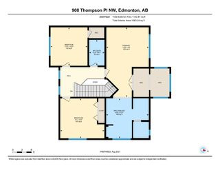 Photo 50: 908 THOMPSON Place in Edmonton: Zone 14 House for sale : MLS®# E4259671