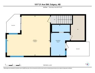 Photo 26: 1517 21 Avenue SW in Calgary: Bankview Row/Townhouse for sale : MLS®# A1114993