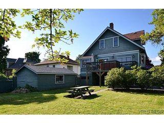 Photo 1: 623 Manchester Rd in VICTORIA: Vi Burnside House for sale (Victoria)  : MLS®# 629973