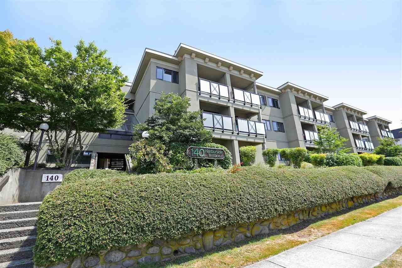 """Main Photo: 301 140 E 4TH Street in North Vancouver: Lower Lonsdale Condo for sale in """"Harbourside Terrace"""" : MLS®# R2189487"""