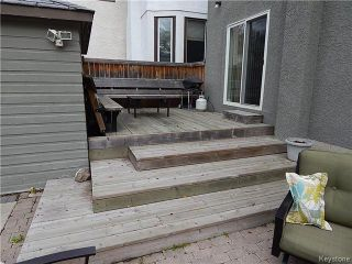 Photo 18: 66 Chestnut Street in Winnipeg: Wolseley Residential for sale (5B)  : MLS®# 1626694