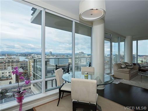 Main Photo: 1405 707 Courtney St in VICTORIA: Vi Downtown Condo for sale (Victoria)  : MLS®# 718843
