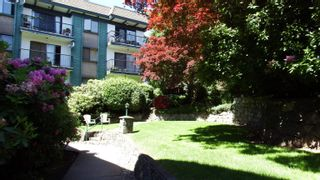 Photo 2: 213 5450 EMPIRE DRIVE in Burnaby: Capitol Hill BN Condo for sale (Burnaby North)  : MLS®# R2613590