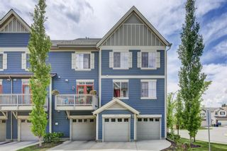 Photo 3: 1002 125 PANATELLA Way NW in Calgary: Panorama Hills Row/Townhouse for sale : MLS®# A1120145