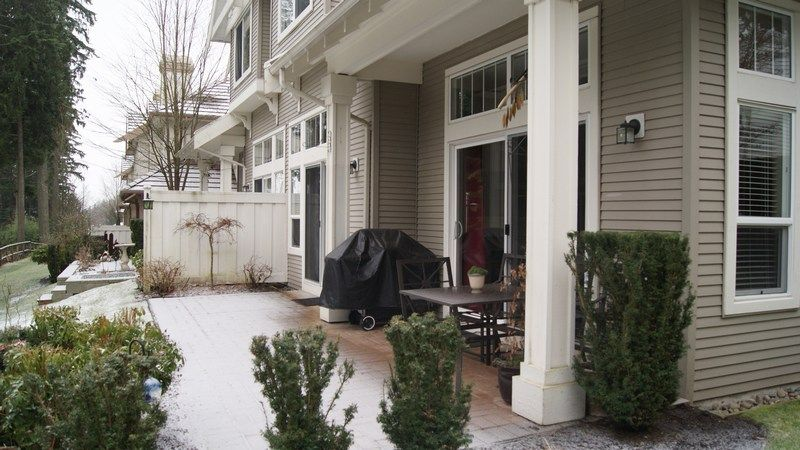 """Photo 19: Photos: 51 3405 PLATEAU Boulevard in Coquitlam: Westwood Plateau Townhouse for sale in """"PINNACLE RIDGE"""" : MLS®# V985580"""