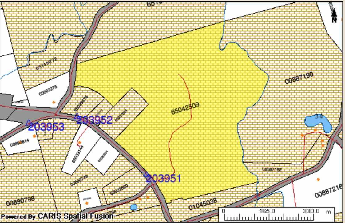 Main Photo: 21 Park falls Road in Mcphersons Mills: 108-Rural Pictou County Vacant Land for sale (Northern Region)  : MLS®# 202021695