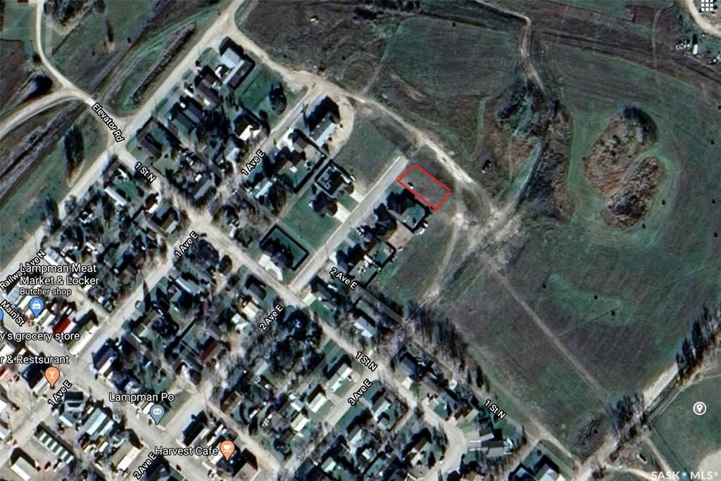 Main Photo: 410 2nd Avenue East in Lampman: Lot/Land for sale : MLS®# SK819206