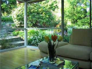 Photo 8: 4620 CHERBOURG DR in West Vancouver: Caulfeild House for sale : MLS®# V895343