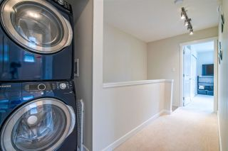 """Photo 18: 734 ORWELL Street in North Vancouver: Lynnmour Townhouse for sale in """"Wedgewood by Polygon"""" : MLS®# R2409884"""