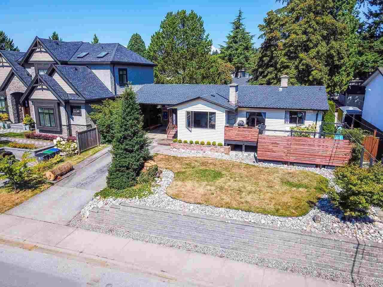 Main Photo: 14485 17 Avenue in Surrey: Sunnyside Park Surrey House for sale (South Surrey White Rock)  : MLS®# R2492269
