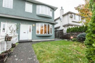 Photo 18: 8491 SHAUGHNESSY Street in Vancouver: Marpole 1/2 Duplex for sale (Vancouver West)  : MLS®# R2120215
