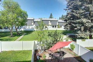 Photo 27: 16 Brae Glen Court SW in Calgary: Braeside Row/Townhouse for sale : MLS®# A1112345