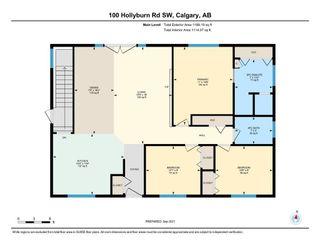 Photo 38: 100 Hollyburn Road SW in Calgary: Haysboro Detached for sale : MLS®# A1145022