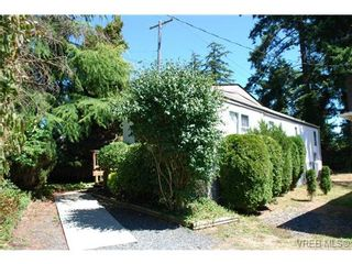 Photo 8: 1 1201 Craigflower Rd in VICTORIA: VR Glentana Manufactured Home for sale (View Royal)  : MLS®# 738635