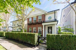 Photo 1: 9 19490 FRASER WAY in Pitt Meadows: South Meadows Townhouse for sale : MLS®# R2264456