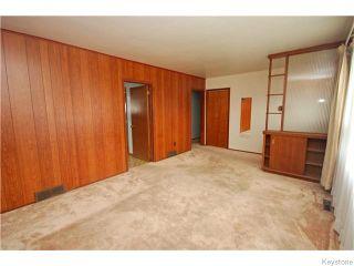 Photo 3: 188 Windham Road in WINNIPEG: St James Residential for sale (West Winnipeg)  : MLS®# 1527056