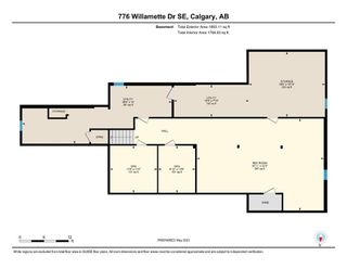 Photo 43: 776 Willamette Drive SE in Calgary: Willow Park Detached for sale : MLS®# A1102083